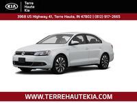 2014 Volkswagen Jetta 4dr DSG Hybrid SEL Premium