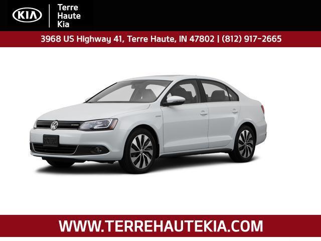 2014 Volkswagen Jetta 4dr DSG Hybrid SEL Premium Terre Haute IN