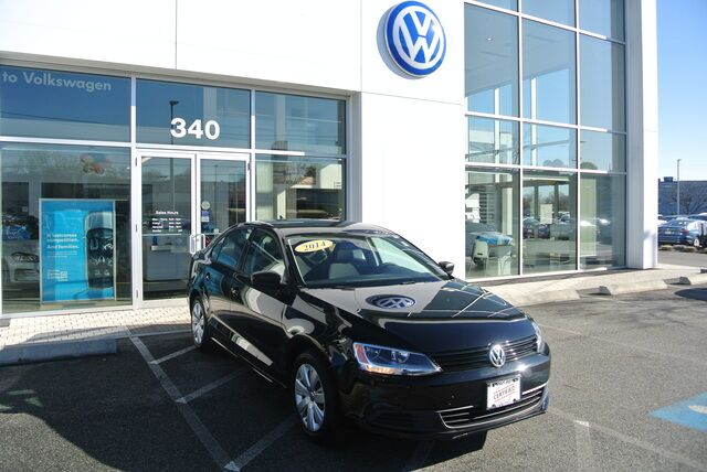 2014 Volkswagen Jetta 4dr Man TDI Value Edition Medford MA