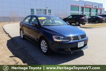 2014 Volkswagen Jetta SE South Burlington VT