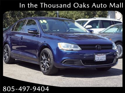 2014_Volkswagen_Jetta_SE W/CONNECTIVITY_ Thousand Oaks CA