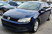 2014 Volkswagen Jetta Sedan ** SE ** - w/ LEATHER SEATS