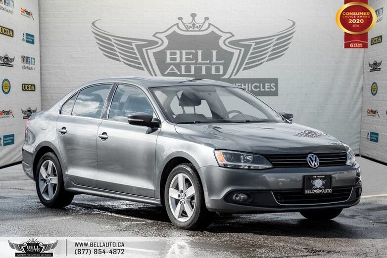 2014 Volkswagen Jetta Sedan Comfortline, DIESEL, NO ACCIDENT, SUNROOF, HEATED SEAT Toronto ON