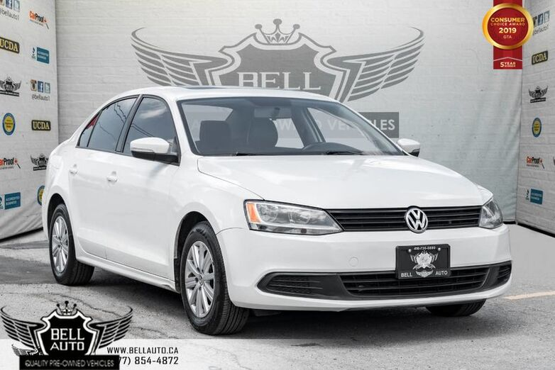 2014 Volkswagen Jetta Sedan Comfortline, SUNROOF, LEATHER, HEATED SEAT Toronto ON