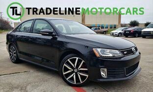 2014_Volkswagen_Jetta Sedan_GLI Autobahn w/Nav LEATHER, SUNROOF, REAR VIEW CAMERA, AND MUCH MORE!!!_ CARROLLTON TX