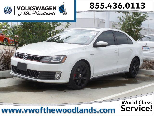 2014 Volkswagen Jetta Sedan GLI Edition 30 w/Nav The Woodlands TX