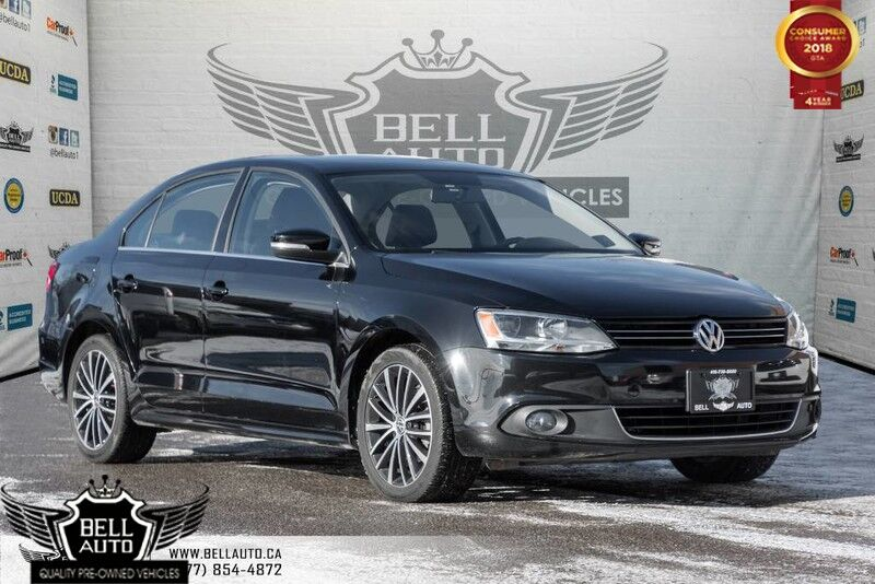 2014 Volkswagen Jetta Sedan Highline, BACK-UP CAM, SUNROOF, LEATHER, PUSH START