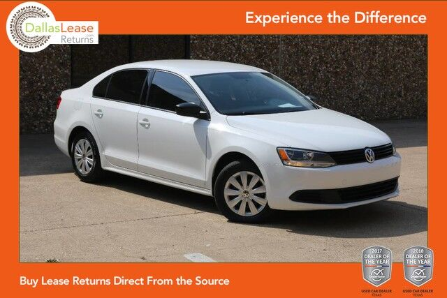 2014 Volkswagen Jetta Sedan S Dallas TX