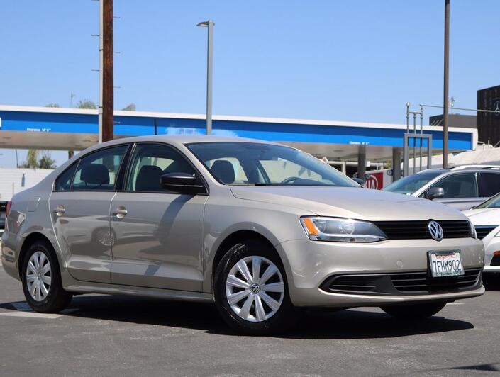 2014 Volkswagen Jetta Sedan S Los Angeles CA