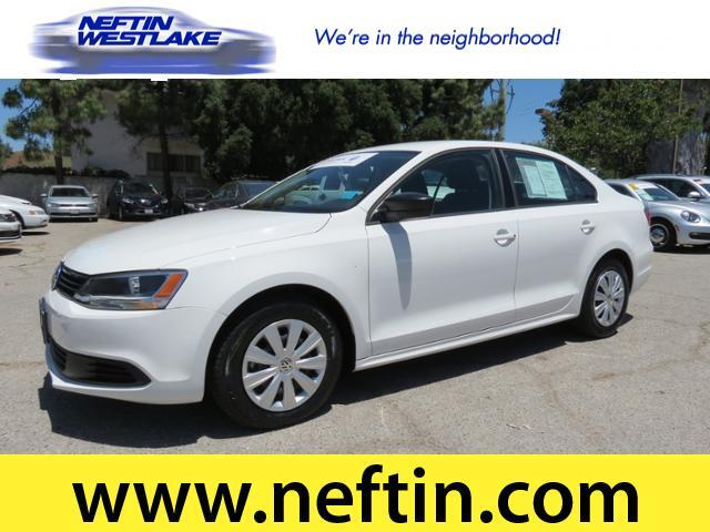 2014 Volkswagen Jetta Sedan S Thousand Oaks CA