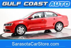 2014_Volkswagen_Jetta Sedan_SE! 1-OWNER! FL CAR! ONLY 57K MILES! LOW! CARFAX! SHARP! LOOK!_ Sarasota FL