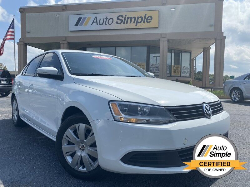 2014 Volkswagen Jetta Sedan SE Chattanooga TN