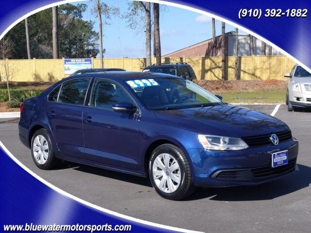 2014 Volkswagen Jetta Sedan SE Wilmington NC