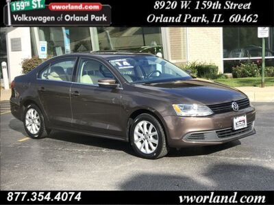 2014_Volkswagen_Jetta Sedan_SE w/Connectivity_ Orland Park IL