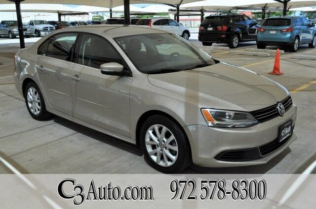2014 Volkswagen Jetta Sedan SE w/Connectivity Plano TX