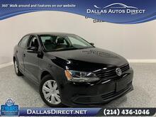 2014_Volkswagen_Jetta Sedan_SE w/Connectivity/Sunroof PZEV_ Carrollton  TX