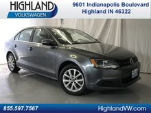 2014_Volkswagen_Jetta Sedan_SE w/Connectivity/Sunroof_ Highland IN