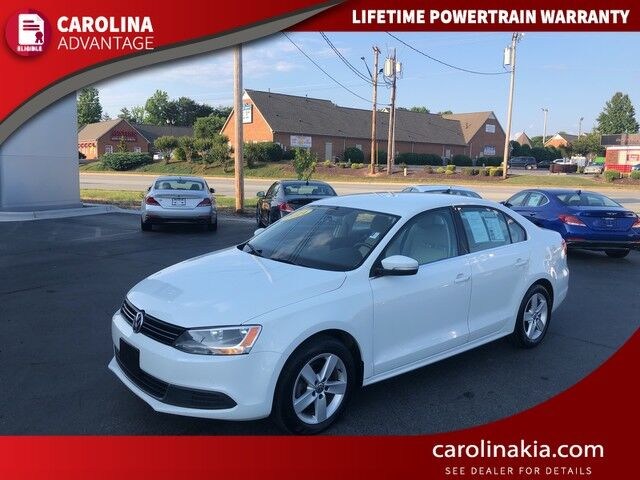 2014 Volkswagen Jetta Sedan TDI High Point NC