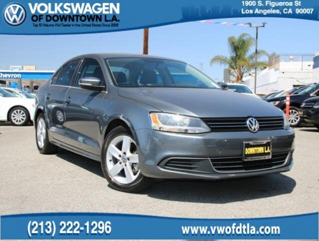 2014 Volkswagen Jetta Sedan TDI Los Angeles CA