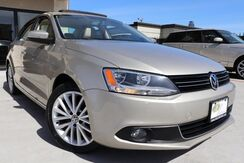 2014_Volkswagen_Jetta Sedan_TDI w/Premium/Nav 1 OWNER CLEAN CARFAX_ Houston TX