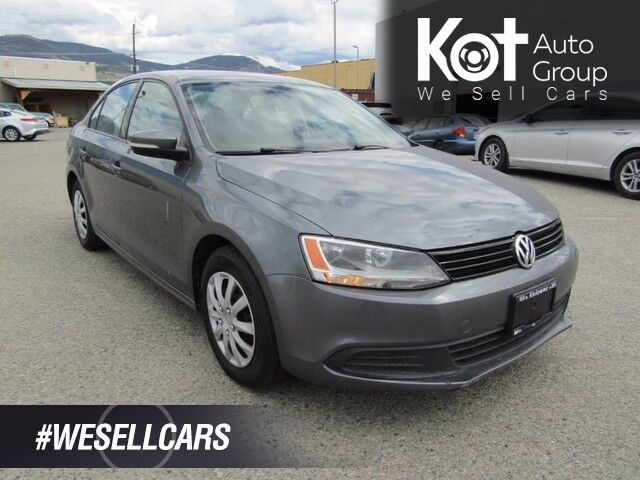 2014 Volkswagen Jetta Sedan TRENDLINE+, SWEET UNIT! BC OWNED! NO ACCIDENTS! Kelowna BC