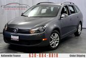 2014 Volkswagen Jetta SportWagen 2.0L TDI Clean Diesel Engine Manual Trans FWD Wagon w/ Bluetooth, Rear View Camera