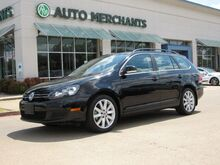 2014_Volkswagen_Jetta SportWagen_2.0L TDI NAV, SUNROOF, BACKUP CAM, BLUETOOTH, LEATHER , SAT RADIO, AUX/USB INPUT, CD PLAYER_ Plano TX