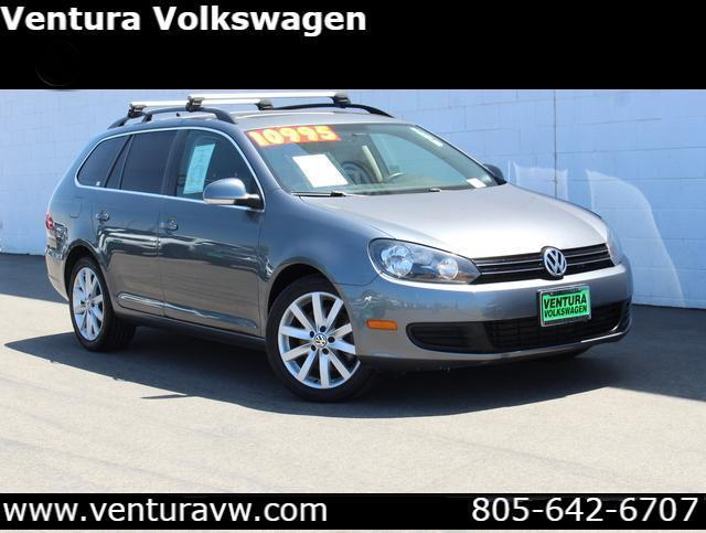 2014 Volkswagen Jetta SportWagen 4dr DSG TDI Ventura CA