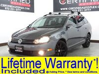 Volkswagen Jetta SportWagen TDI PANORAMIC ROOF REAR CAMERA HEATED LEATHER SEATS ROOF LUGGAGE 2014