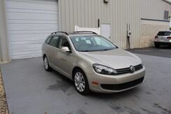 2014_Volkswagen_Jetta SportWagen_TDi Turbo Diesel Wagon Navigation Backup Camera Sunroof_ Knoxville TN