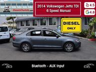 2014 Volkswagen Jetta TDI 6 Speed Manual Oceanside CA