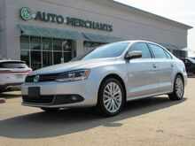 2014_Volkswagen_Jetta_TDI LEATHER, HTD FRONT STS, NAVIGATION, SUNROOF, FENDER PREMIUM STEREO, BLUETOOTH_ Plano TX