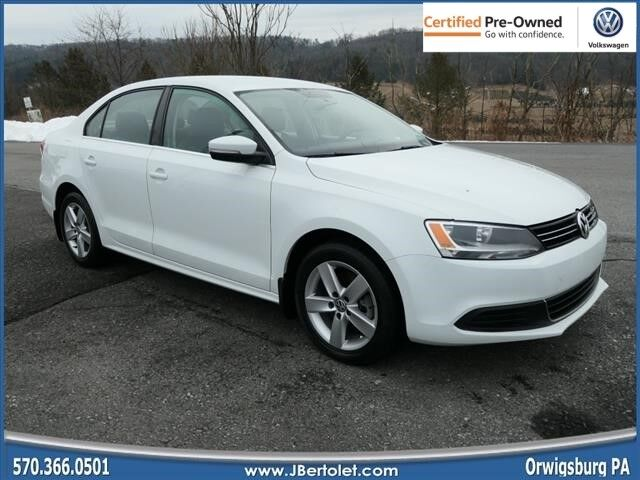 2014 Volkswagen Jetta TDI Value Edition Orwigsburg PA