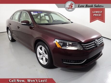2014 Volkswagen PASSAT SE Salt Lake City UT