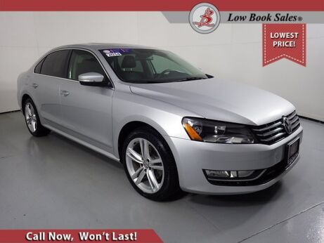 2014_Volkswagen_PASSAT_TDI SEL Premium_ Salt Lake City UT