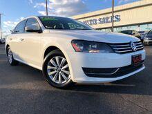 2014_Volkswagen_Passat_1.8T S AT_ Jackson MS