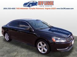2014_Volkswagen_Passat_1.8T S AT_ Richmond VA