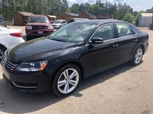 2014_Volkswagen_Passat_1.8T SE AT_ Gaston SC