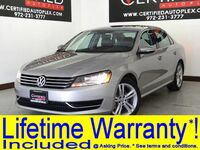 Volkswagen Passat 1.8T SE NAVIGATION SUNROOF HEATED SEATS REAR CAMERA BLUETOOTH KEYLESS START 2014