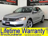 Volkswagen Passat 1.8T SE SUNROOF LEATHER HEATED SEATS REAR CAMERA BLUETOOTH SMART DEVICE 2014