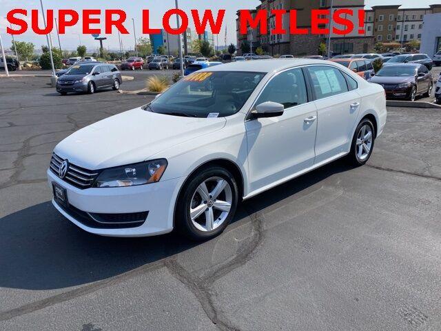 2014 Volkswagen Passat 1.8T SE St. George UT