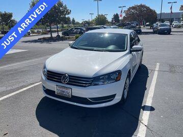 2014_Volkswagen_Passat_1.8T Wolfsburg Edition_ Santa Rosa CA