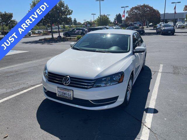 2014 Volkswagen Passat 1.8T Wolfsburg Edition Santa Rosa CA