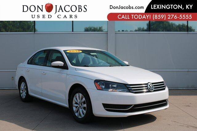 2014 Volkswagen Passat 1.8T Wolfsburg Edition Lexington KY