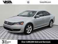 2014 Volkswagen Passat 2.5 SE