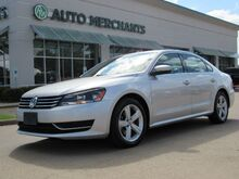 2014_Volkswagen_Passat_2.5L SE AT LEATHER, HTD FRONT STS, BACKUP CAM, BLUETOOTH, USB/AUX, CLIMATE CONTROL_ Plano TX