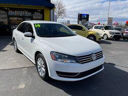 2014_Volkswagen_Passat_4d Sedan 1.8T Wolfsburg_ Albuquerque NM