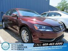 2014_Volkswagen_Passat_S_ South Jersey NJ