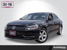 2014_Volkswagen_Passat_SE_ Houston TX