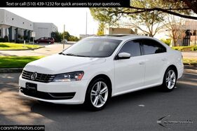 2014_Volkswagen_Passat_SE White/Black Fully Serviced Extra Clean!_ Fremont CA